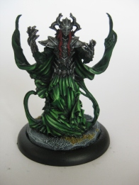 Lord Wizard Miniature