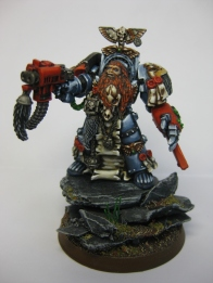 Space Wolf Lord