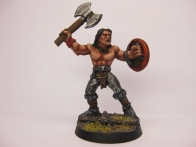 Barbarian Miniature